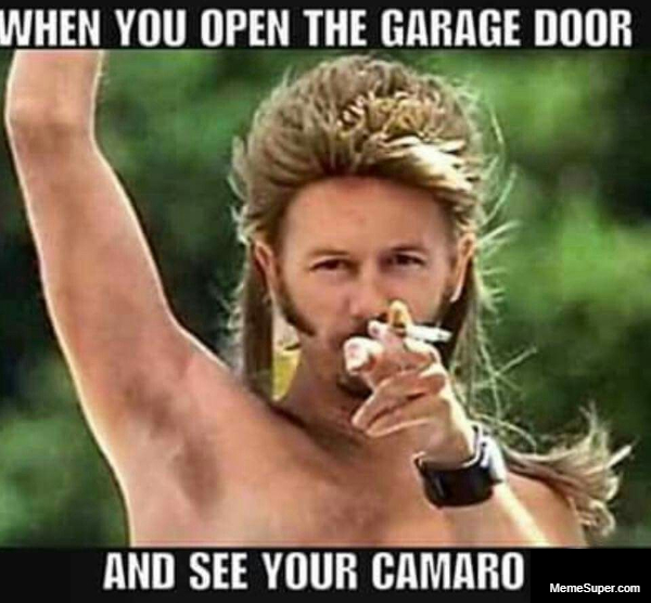 Every time you see 3rd generation Camaro