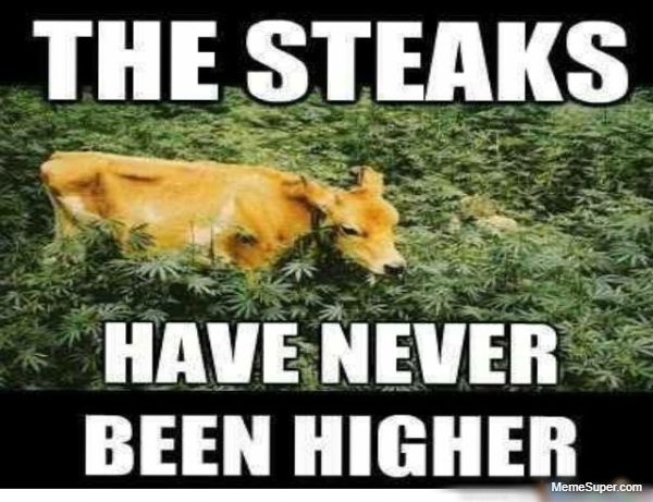 Friday Memes: Steaks have never been higher