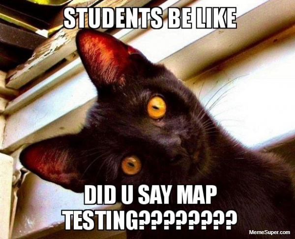 Students be like