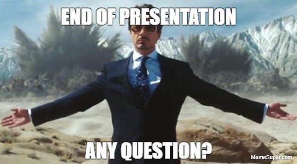 thats the end of my presentation 644 1
